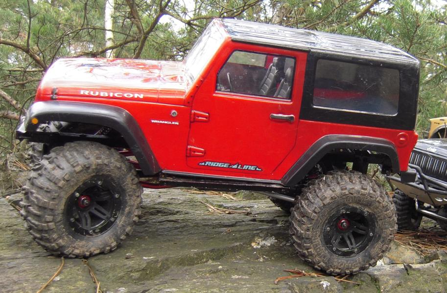 Venom Creeper – Jeep Wrangler Rubicon by exidaco